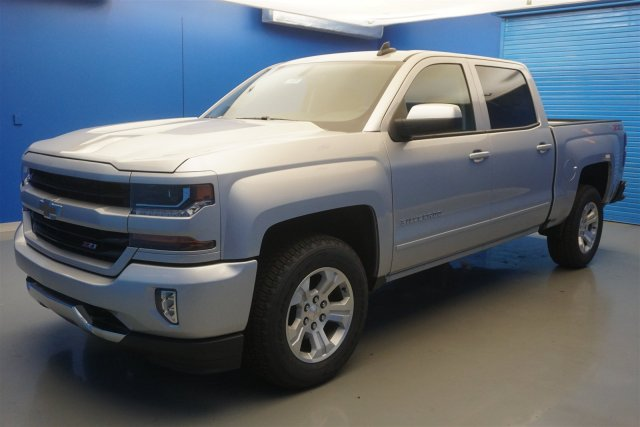 2018 Silverado 1500 Crew Cab 4x4,  Pickup #18-1631 - photo 4