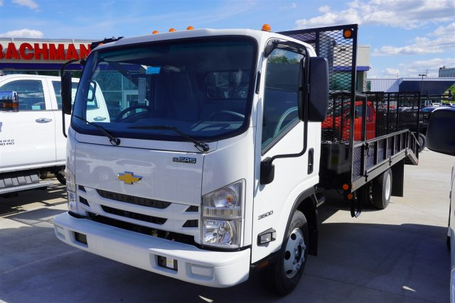 2019 Chevrolet LCF 3500 Regular Cab RWD, Wil-Ro Standard Dovetail Landscape #19-2622 - photo 4
