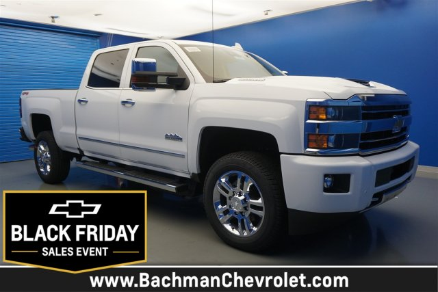 2019 Silverado 2500 Crew Cab 4x4,  Pickup #19-3028 - photo 1
