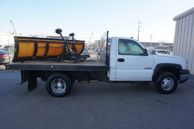 2006 Silverado 3500 Regular Cab 4x4,  Platform Body #19-3122A - photo 7