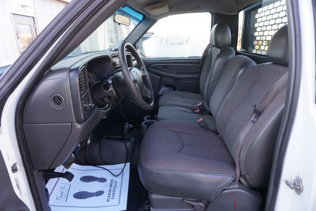 2006 Silverado 3500 Regular Cab 4x4,  Platform Body #19-3122A - photo 12