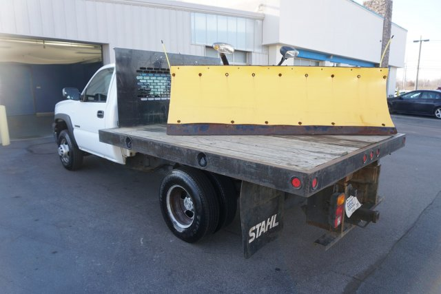 2006 Silverado 3500 Regular Cab 4x4,  Platform Body #19-3122A - photo 5