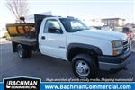 2006 Silverado 3500 Regular Cab 4x4,  Platform Body #19-3122A - photo 1
