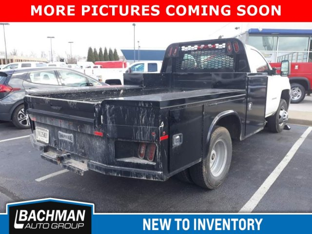 2019 Chevrolet Silverado 3500 Regular Cab DRW 4x4, Knapheide Platform Body #19-3887A - photo 1