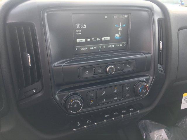 2019 Silverado 3500 Regular Cab DRW 4x4,  Knapheide Contractor Body #19-3695 - photo 16