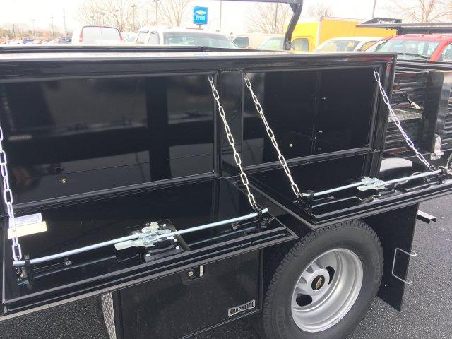 2019 Silverado 3500 Regular Cab DRW 4x4,  Knapheide Contractor Body #19-3695 - photo 17