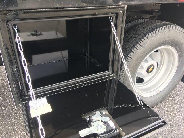 2019 Silverado 3500 Regular Cab DRW 4x4,  Knapheide Contractor Body #19-3695 - photo 18