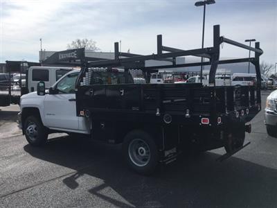 2019 Silverado 3500 Regular Cab DRW 4x4,  Knapheide Contractor Body #19-3695 - photo 6