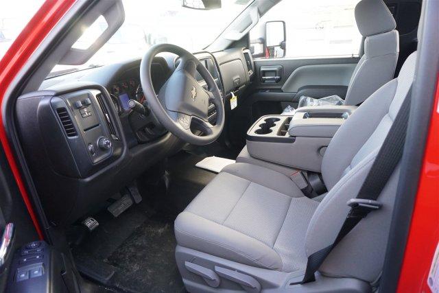 2019 Silverado 3500 Regular Cab DRW 4x2,  Knapheide Contractor Body #19-3728 - photo 14