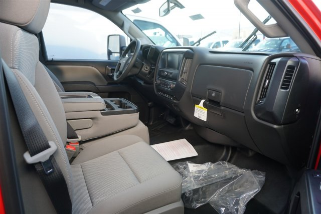 2019 Silverado 3500 Regular Cab DRW 4x2, Knapheide Contractor Body #19-3728 - photo 20