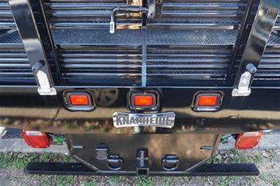 2019 Silverado 3500 Regular Cab DRW 4x2,  Knapheide Contractor Body #19-3728 - photo 23