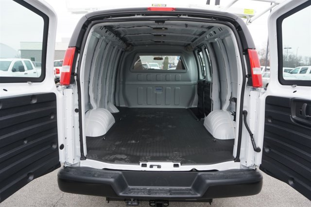 2019 Express 2500 4x2,  Sortimo Upfitted Cargo Van #19-3744 - photo 2