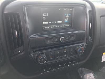 2019 Silverado 3500 Regular Cab DRW 4x4, Knapheide Contractor Body #19-3804 - photo 16