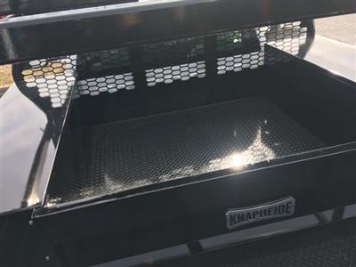 2019 Silverado 3500 Regular Cab DRW 4x4, Knapheide Contractor Body #19-3804 - photo 20