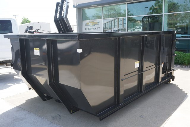 2019 Silverado Medium Duty DRW 4x4,  Switch N Go Drop Box Hooklift Body #19-4025 - photo 16