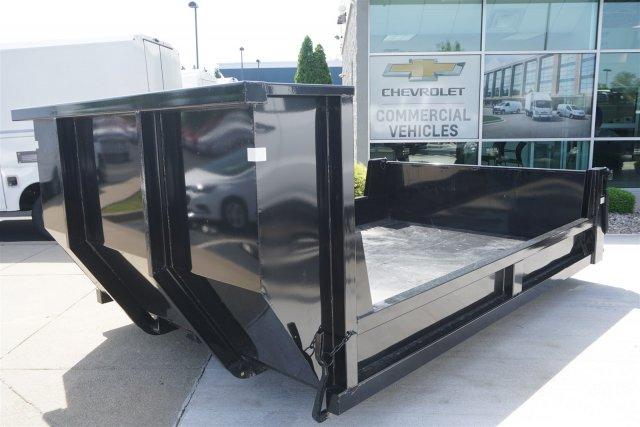 2019 Silverado Medium Duty DRW 4x4,  Switch N Go Drop Box Hooklift Body #19-4025 - photo 9