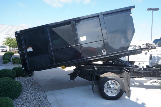 2019 Silverado Medium Duty Crew Cab DRW 4x4,  Switch N Go Drop Box Hooklift Body #19-4025 - photo 7