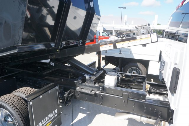 2019 Silverado Medium Duty Crew Cab DRW 4x4,  Switch N Go Drop Box Hooklift Body #19-4025 - photo 11