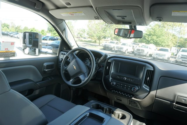 2019 Silverado Medium Duty Crew Cab DRW 4x4,  Switch N Go Drop Box Hooklift Body #19-4025 - photo 23