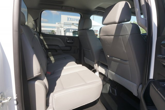 2019 Silverado Medium Duty Crew Cab DRW 4x4,  Switch N Go Drop Box Hooklift Body #19-4025 - photo 24