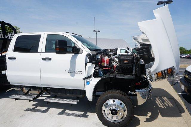 2019 Silverado Medium Duty DRW 4x4,  Switch N Go Drop Box Hooklift Body #19-4025 - photo 34