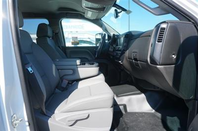 2019 Silverado Medium Duty Crew Cab DRW 4x4,  Switch N Go Drop Box Hooklift Body #19-4025 - photo 22