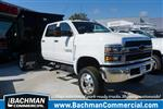 2019 Silverado Medium Duty Crew Cab DRW 4x4,  Switch N Go Drop Box Hooklift Body #19-4025 - photo 1