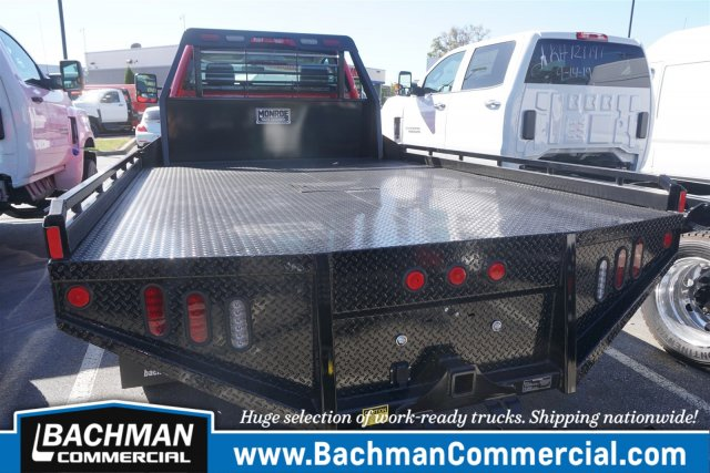2019 Chevrolet Silverado 4500 Regular Cab DRW 4x2, Hillsboro GII Steel Platform Body #19-4053 - photo 7