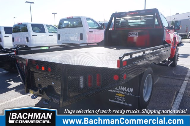 2019 Chevrolet Silverado 4500 Regular Cab DRW 4x2, Hillsboro Platform Body #19-4053 - photo 1