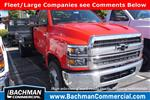 2019 Chevrolet Silverado 4500 Regular Cab DRW 4x2, Hillsboro GII Steel Platform Body #19-4053 - photo 1