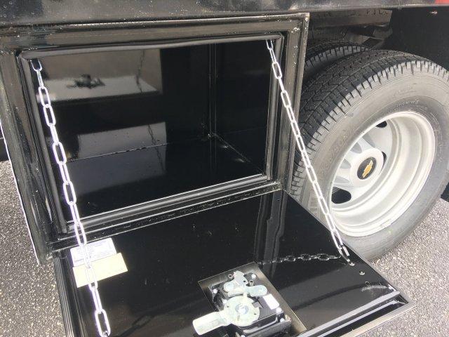 2019 Silverado 3500 Regular Cab DRW 4x2,  Knapheide Contractor Body #19-4198 - photo 18
