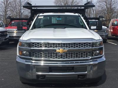2019 Silverado 3500 Regular Cab DRW 4x2,  Knapheide Contractor Body #19-4198 - photo 3