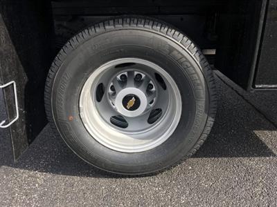 2019 Silverado 3500 Regular Cab DRW 4x2,  Knapheide Contractor Body #19-4198 - photo 9