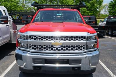 2019 Silverado 3500 Crew Cab DRW 4x4,  Knapheide Contractor Body #19-4218 - photo 3