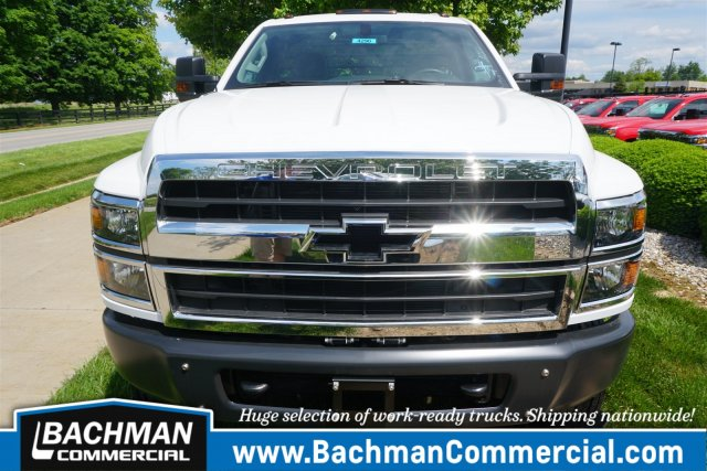 2019 Chevrolet Silverado 5500 Regular Cab DRW 4x4, Freedom Rodeo Platform Body #19-4290 - photo 3