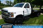 2019 Chevrolet Silverado 5500 Regular Cab DRW 4x4, Freedom Rodeo Platform Body #19-4290 - photo 4