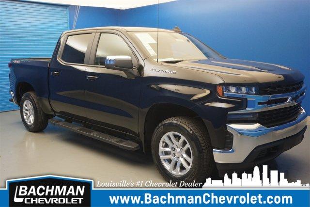 Bachman Chevrolet Louisville Kentucky >> 2019 Silverado 1500 Crew Cab 4x4 Pickup Stock 19 4330