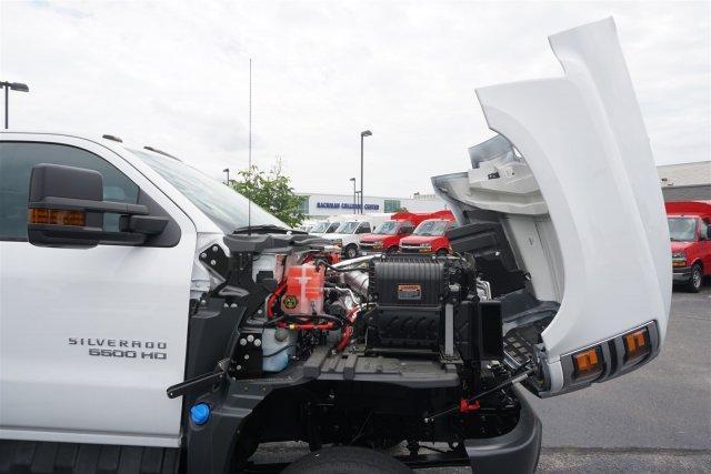 2019 Silverado Medium Duty DRW 4x4,  Crysteel E-Tipper Dump Body #19-4367 - photo 25