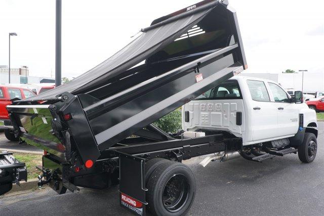 2019 Silverado Medium Duty DRW 4x4,  Crysteel E-Tipper Dump Body #19-4367 - photo 2