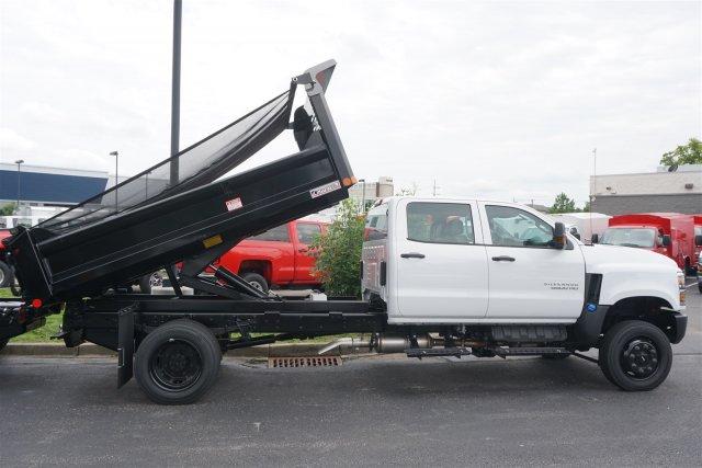 2019 Silverado Medium Duty DRW 4x4,  Crysteel E-Tipper Dump Body #19-4367 - photo 8