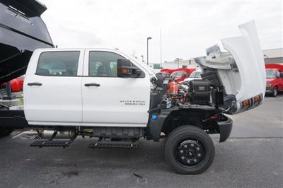2019 Silverado Medium Duty DRW 4x4,  Crysteel E-Tipper Dump Body #19-4367 - photo 24