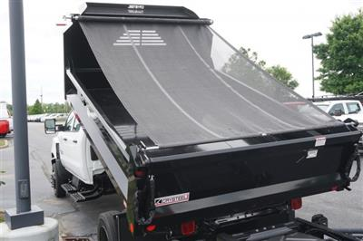 2019 Silverado Medium Duty DRW 4x4,  Crysteel E-Tipper Dump Body #19-4367 - photo 6