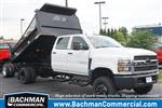 2019 Silverado Medium Duty DRW 4x4,  Crysteel E-Tipper Dump Body #19-4367 - photo 1