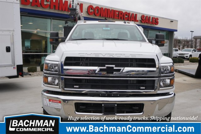 2019 Chevrolet Silverado 6500 Regular Cab DRW RWD, Knapheide KMT Mechanics Body #19-4470 - photo 3