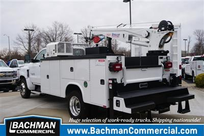 2019 Silverado 6500 Regular Cab DRW 4x2, Knapheide KMT Mechanics Body #19-4470 - photo 5