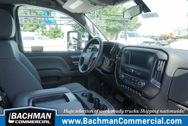 2019 Chevrolet Silverado 5500 Regular Cab DRW 4x2, Monroe Work-A-Hauler II Platform Body #19-4698 - photo 20