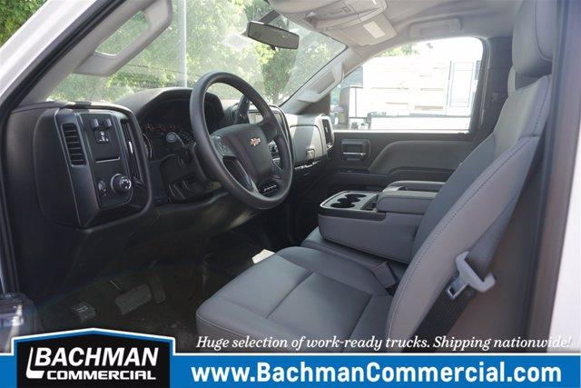 2019 Chevrolet Silverado 5500 Regular Cab DRW 4x2, Monroe Work-A-Hauler II Platform Body #19-4698 - photo 13