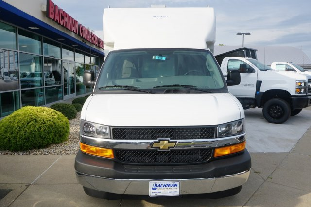 2019 Express 3500 4x2, Rockport Workport Service Utility Van #19-4901 - photo 3