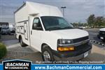 2019 Express 3500 4x2, Rockport Workport Service Utility Van #19-4901 - photo 1