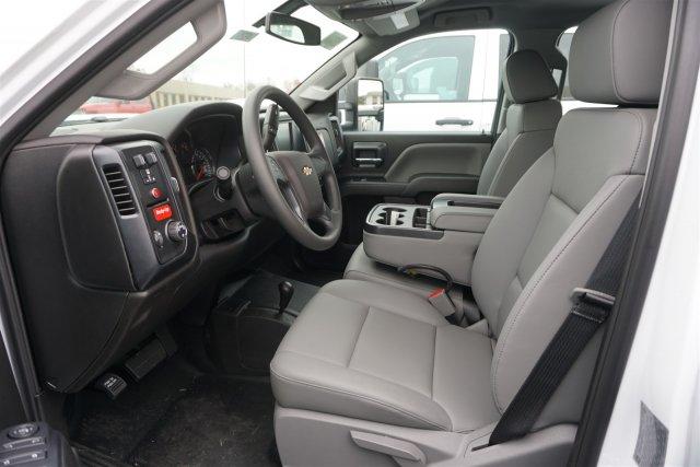 2019 Silverado 3500 Crew Cab DRW 4x4, M H EBY Flex Chipper Body #19-4921 - photo 13